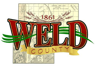 WELD County 1861 USA