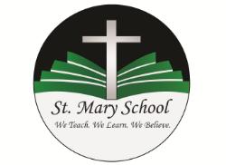 st mary school logo