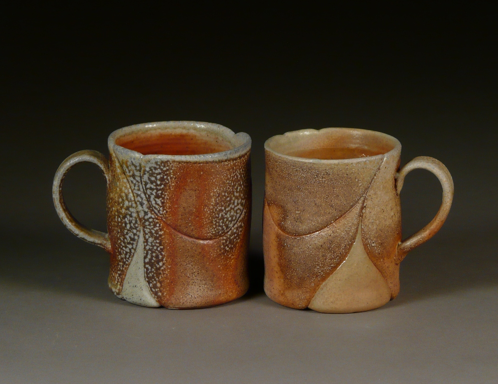 Wood fired coffee pair