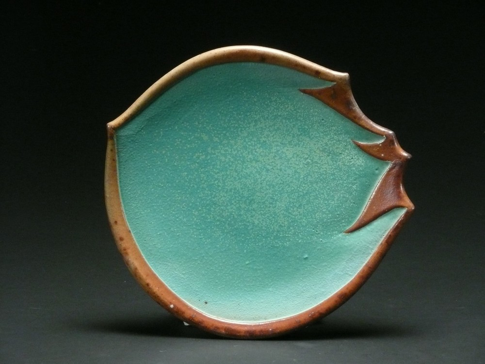 Copper fish plate