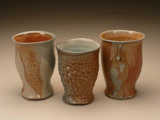 Juice cup trio