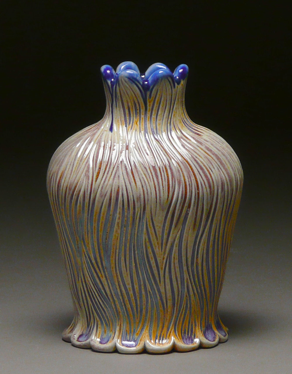 Purple Haze vase