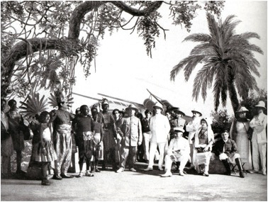 Impressions d'Afrique at the Théâtre Antoine in 1912.