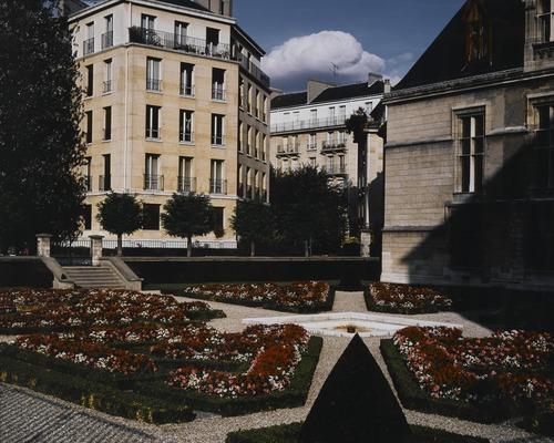 Paysage Culturel Francais, Paris, Spring 1987 - opus 11