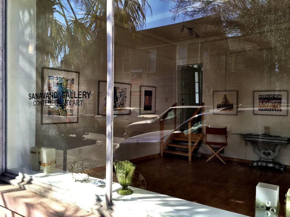 Sanavandi Gallery on Spring Street