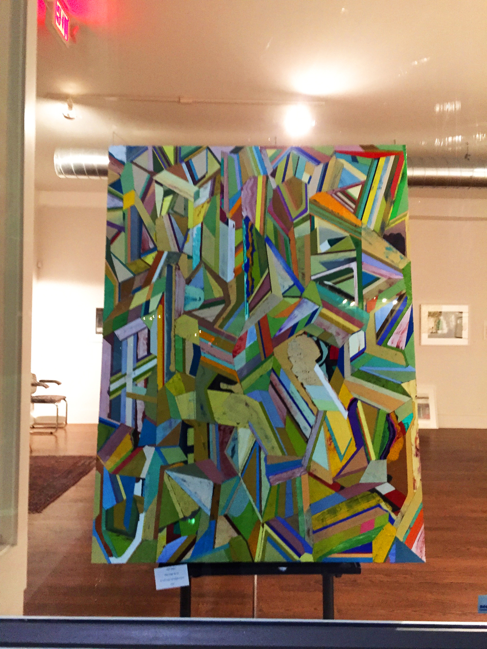 The George Gallery, Piece by Paul Yanko