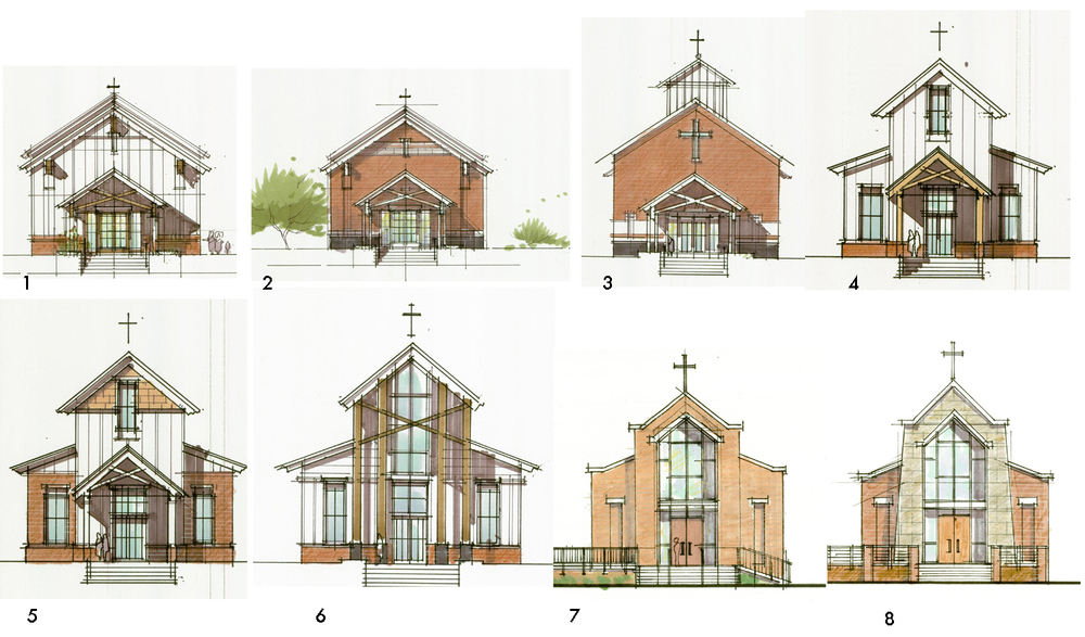 8 New Chapel Options