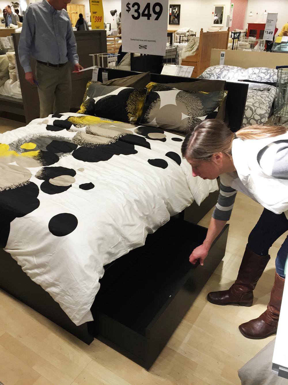 Ikea Bed 2