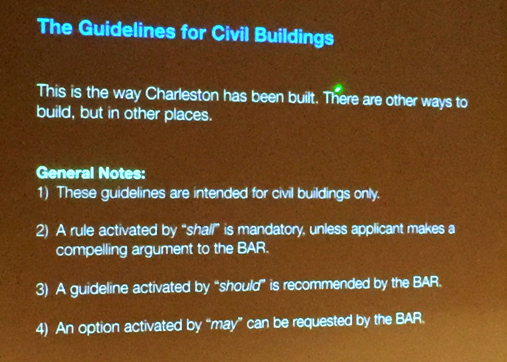 Guidelines for Civil Buildings