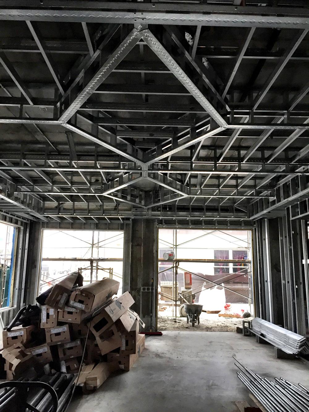 Lobby Construction Photo 2b.