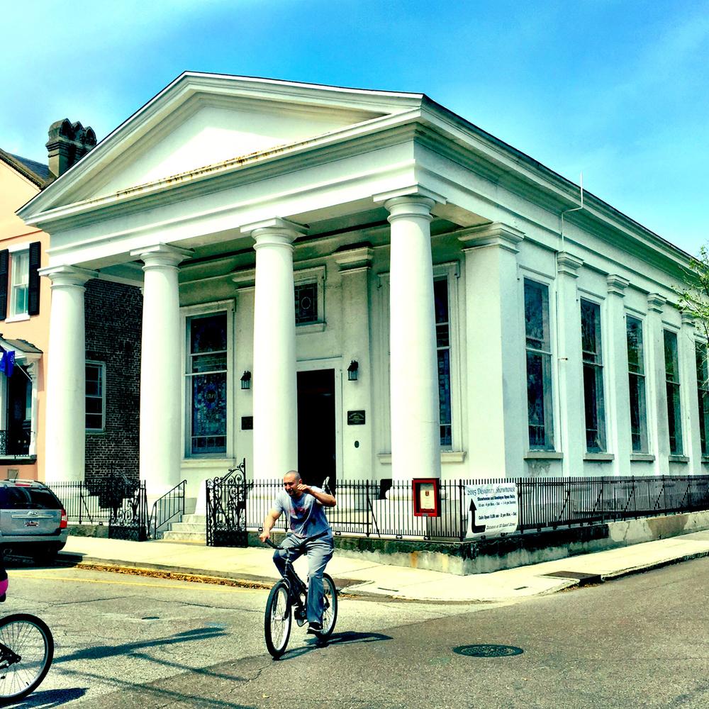 St. Johannes Lutheran Church. 48 Hasell Street.