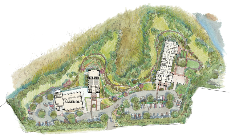 Site Plan Rendering NbspThis Is Courtesy Of The Landscape Architecture Firm Design