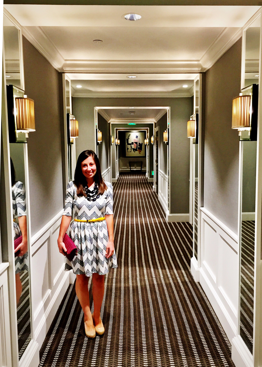 Our stay at the spectator hotel buildings are cool for Hotel corridor decor