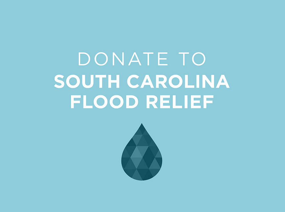 Donate to South Carolina Flood Relief