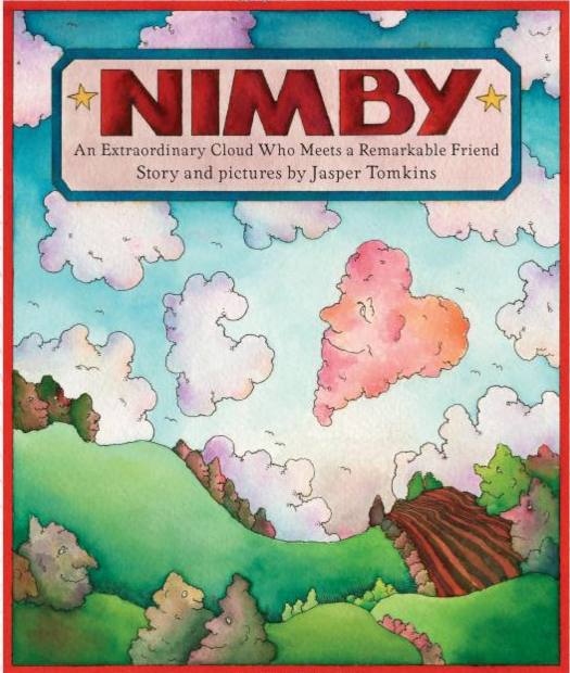 NIMBY Book Cover
