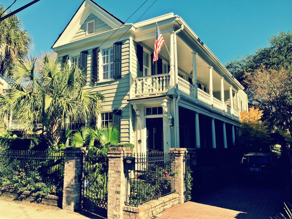 The Charleston Single House.  Happy to end on a high note.  One of the last blogs I wrote in 2015 was about the Charleston Single House.  It turned out to be a popular one and grabbed a ton of traffic.