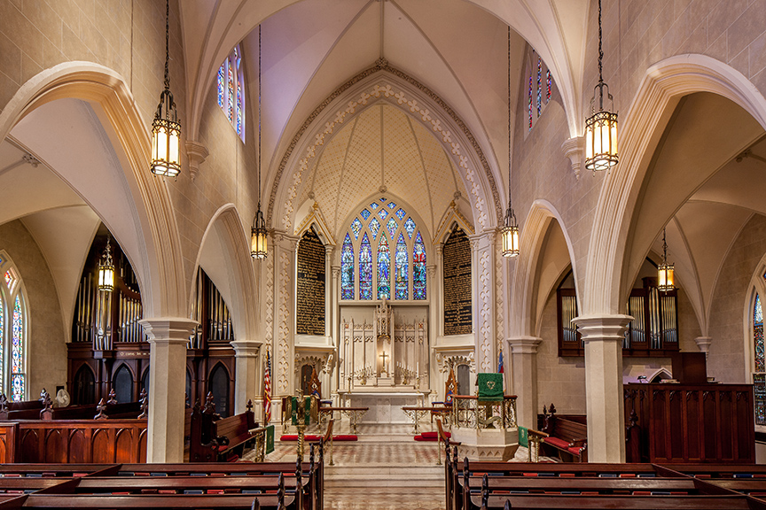 Grace Episcopal Church.  Photo Credit:  Benton/Henry Photography http://www.bentonhenry.com/