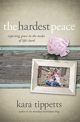 The Hardest Peace Book