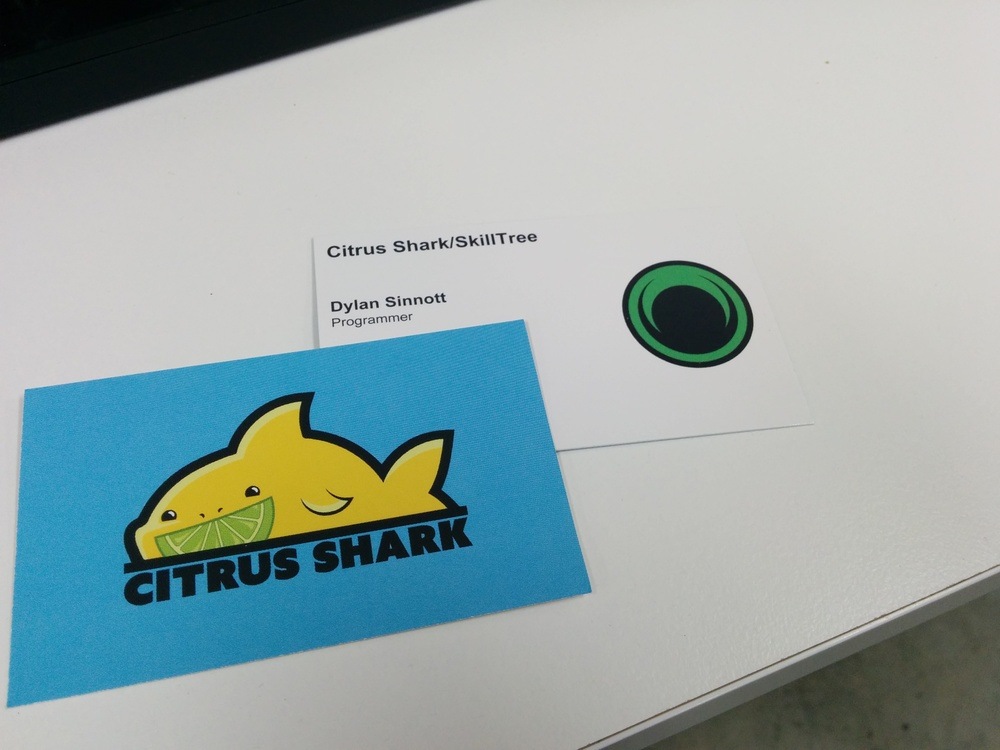 The Citrus Shark logo is the best