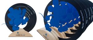 disney custom eco-friendly award trophy design