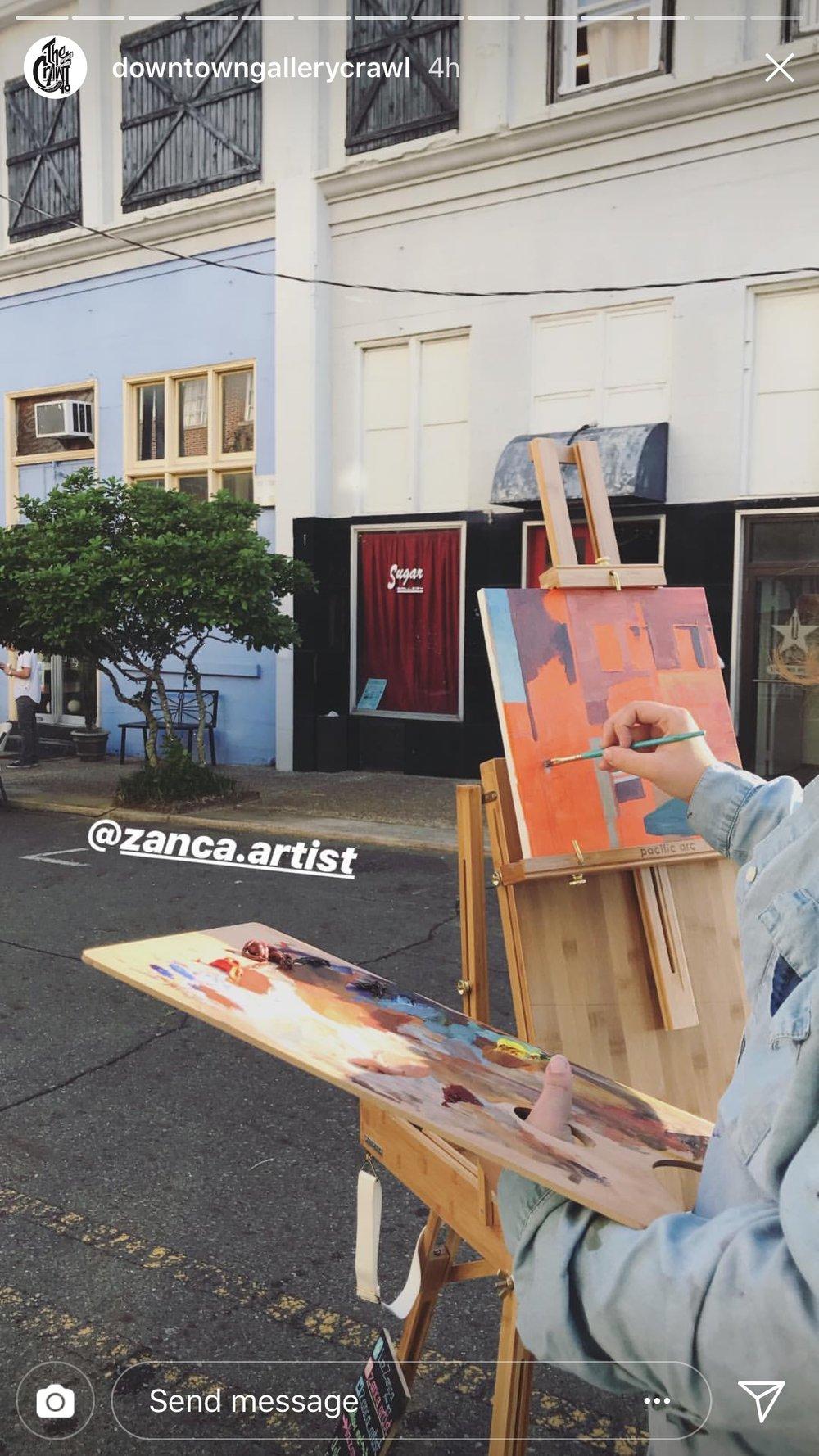 Photo Credit: Downtown Gallery Crawl, Monroe, LA