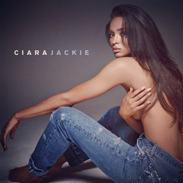 Ciara, Jackie Cover Art