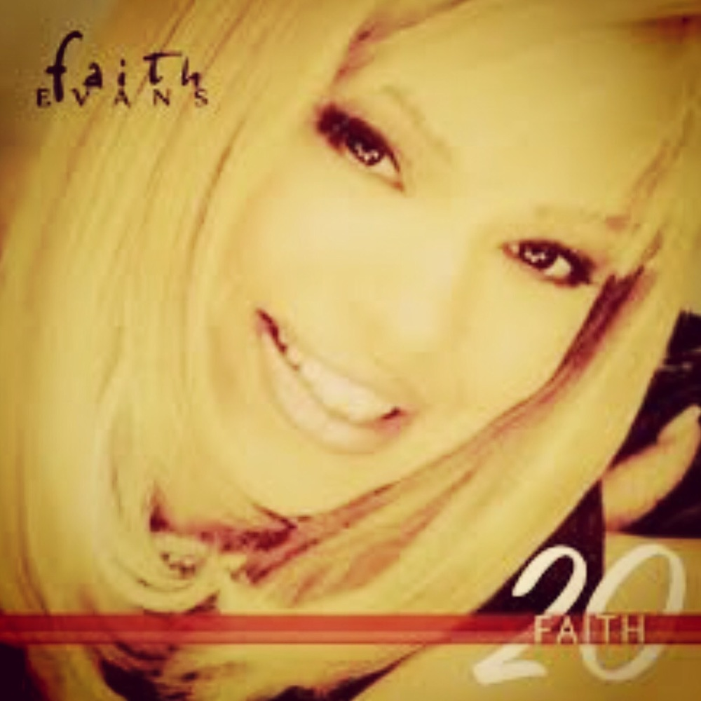 Faith 20 cover art