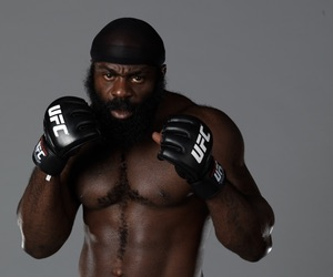 MMA Fighter, Kimbo Slice