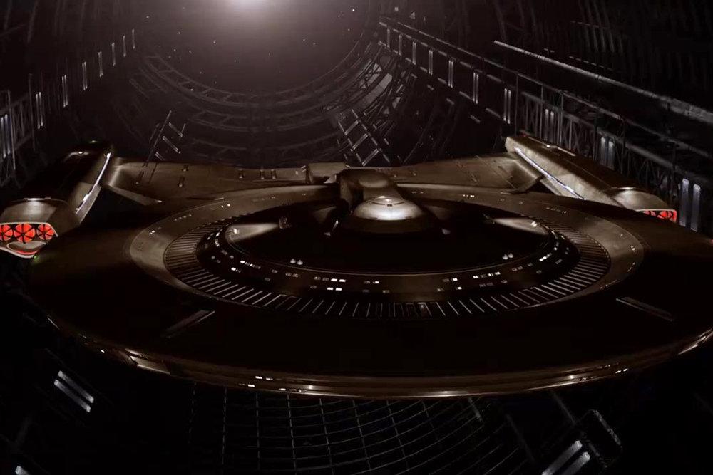 Star Trek Discovery - CBS