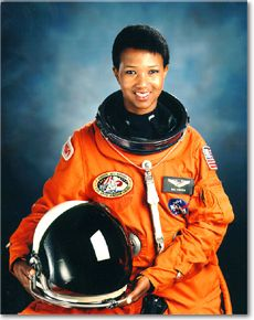 Astronaut Mae Jemison - NASA