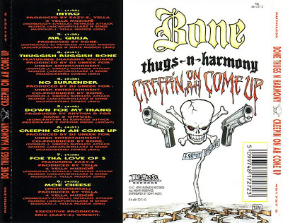 Bone Thugs-N-Harmony - Creepin` On Ah Come Up EP [1994]--Back.jpg
