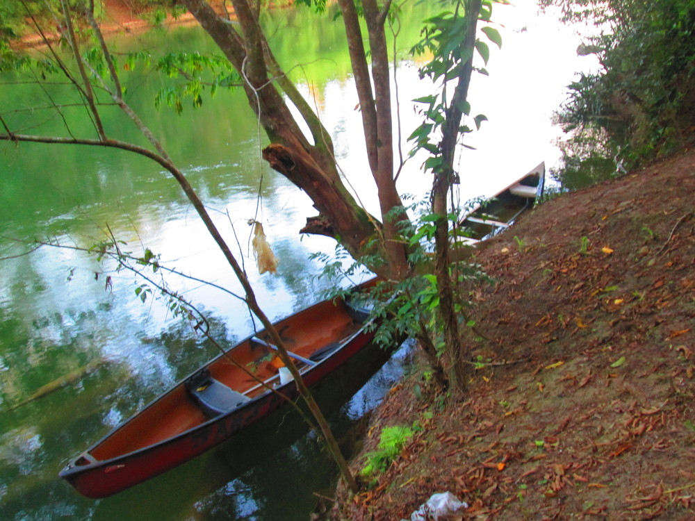 Canoes on Bank.JPG