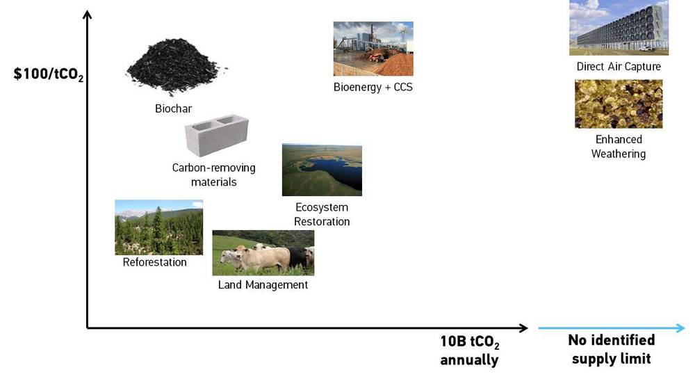 Carbon Removal Costs and Scale