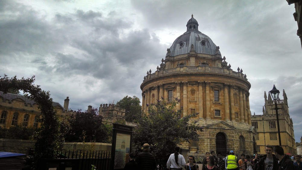 Researchers from across the world gathered in Oxford for the Greenhouse Gas Removal Conference hosted by the Oxford Martin School.