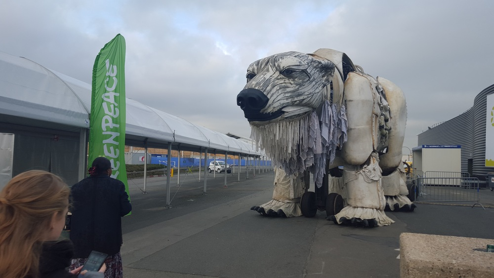 Giant animatronic polar bears should be big supporters of carbon removal, but many environmental NGOs remain very hesitant about the idea of negative emissions solutions.