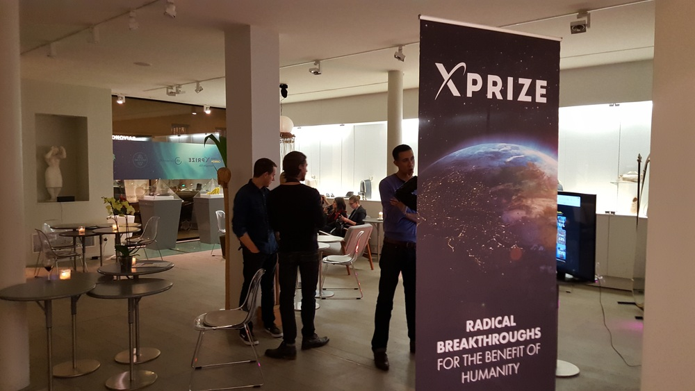 The XPRIZE Carbon Prize is helping to enable carbon-negative innovation.