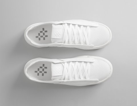 Shoes made out of waste CO2? They won't solve the climate change alone, but could help spur unexpected innovations that enable large-scale removal of CO2 from the atmosphere.