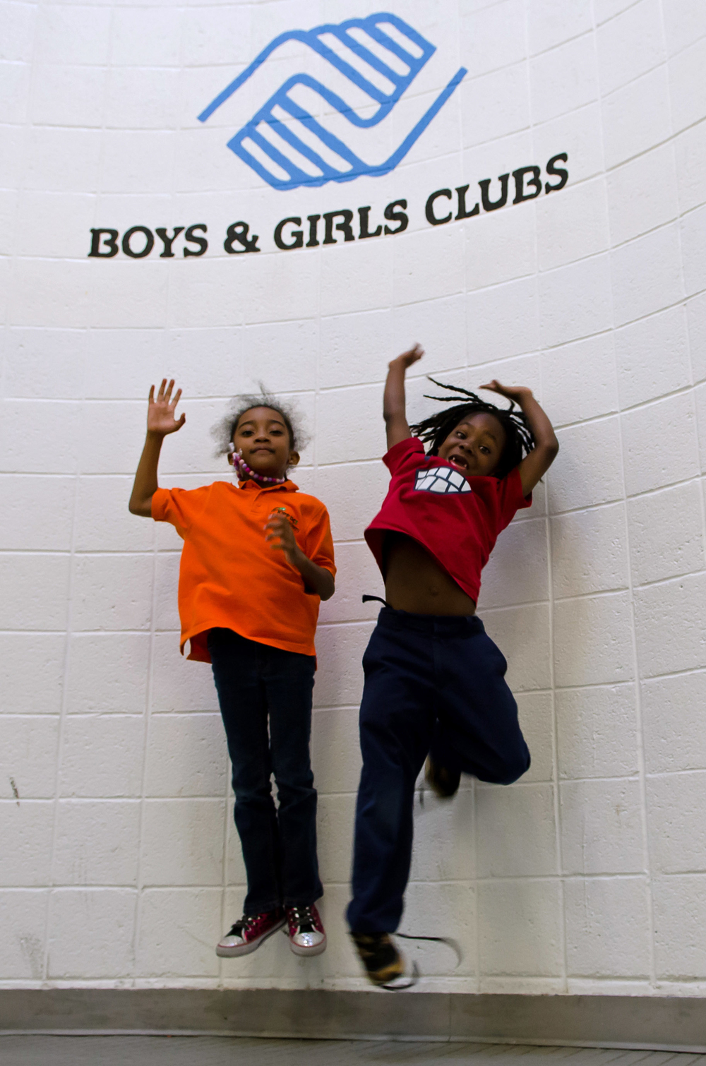 Boys and Girls Clubs of Greater Washington, Clubhouse #14, Washington, DC.