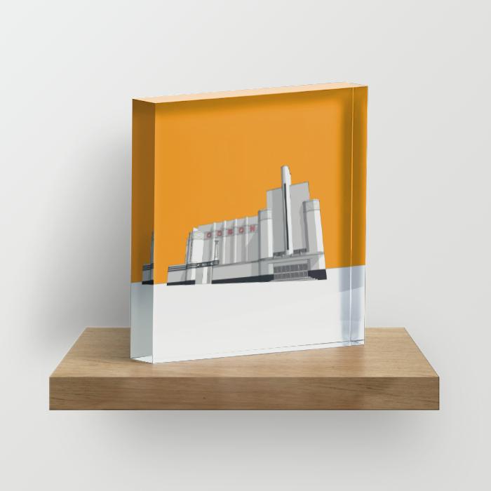 Acrylic Block:4″,6″