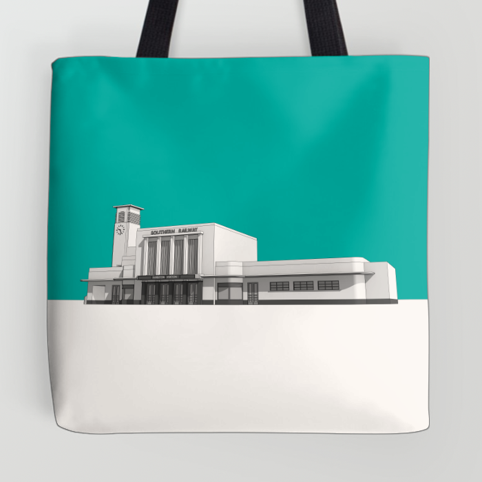 Tote Bags: 13″, 16″, 18″