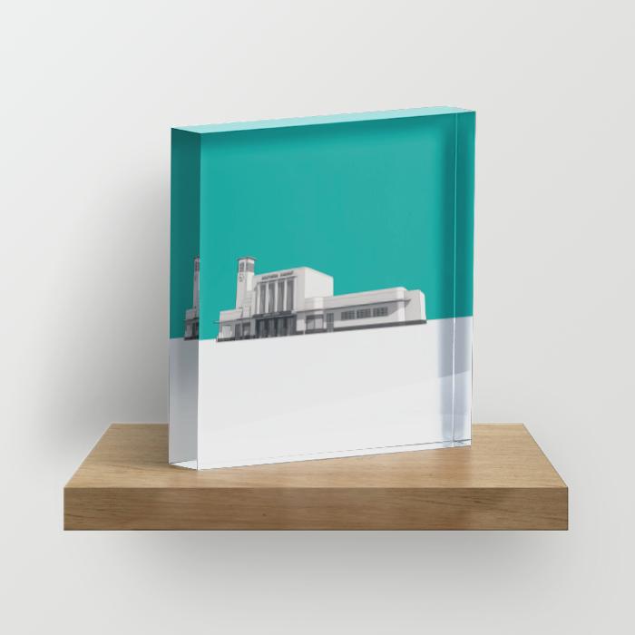 Acrylic Block: 4″, 6″