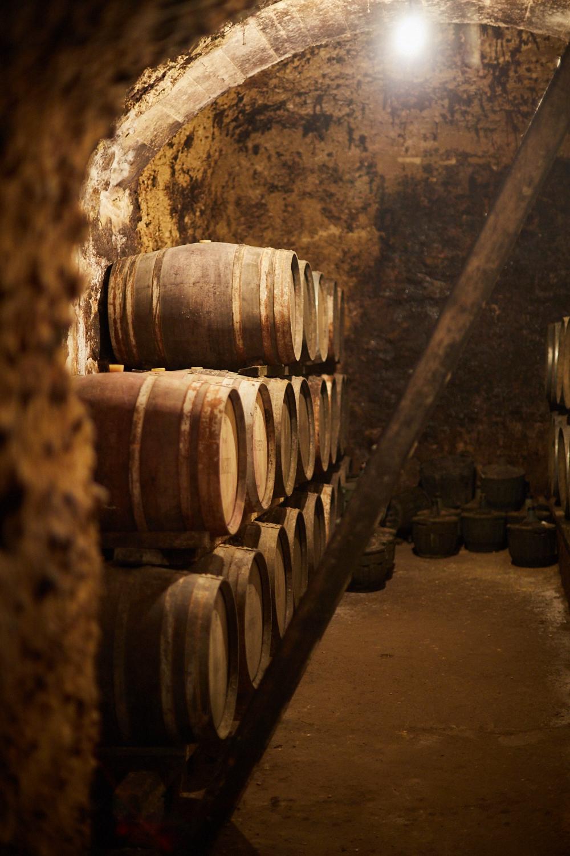 Spanish Wine Cave