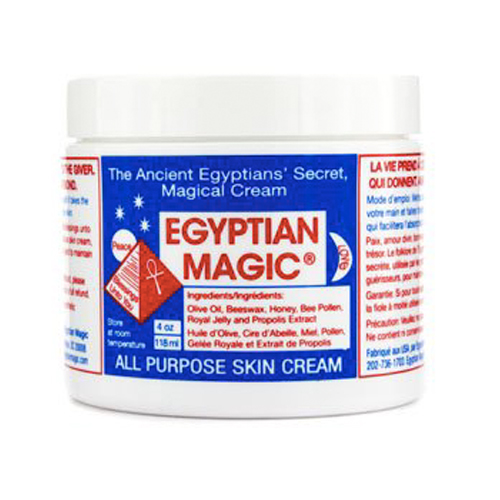 Egyptian Magic - Face Balm  If you want smooth, happy, hydrated skin - this is the balm for you. We swear by it.