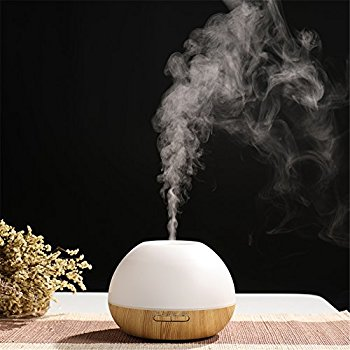 The Body Source Diffuser  For the best hydrated sleep, keeping skin supple and stress at bay.