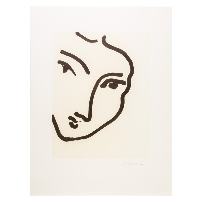 Henri Matisse Poster  Creating a chic, inspiring living space gives us a sense of daily calm.