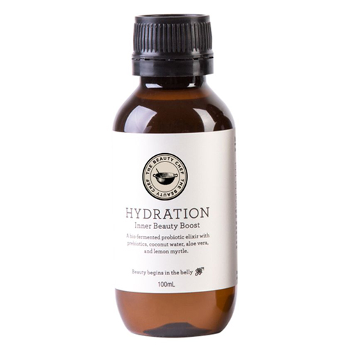 Hydration - The Beauty Chef  This bio-fermented probiotic elixir hydrates your skin from within. Potion of dreams!