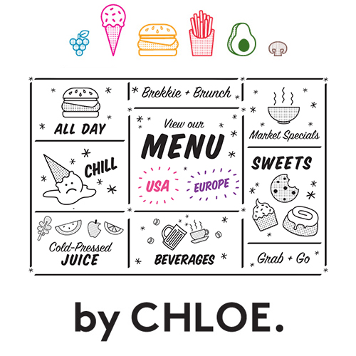 by CHLOE.  Our plant based LA fave, finally came to London. Just go. Seriously.