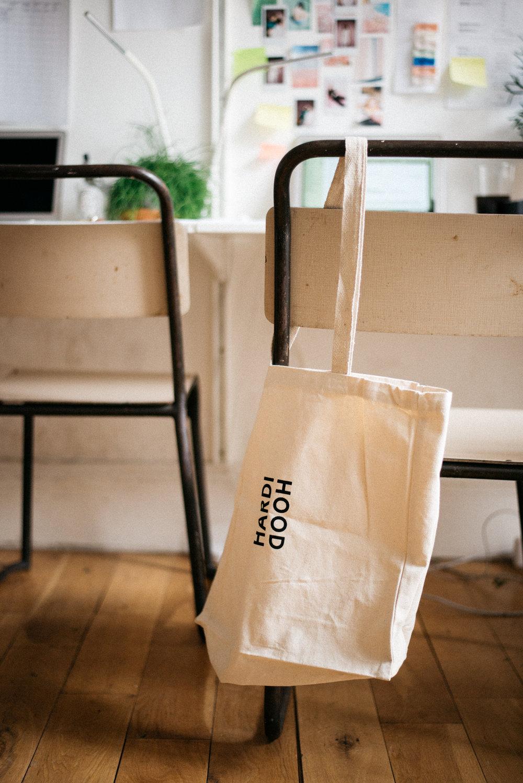 Hardihood Tote Bag