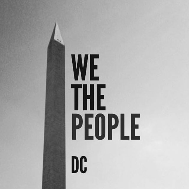 Hey everyone! Our very own @dcdiarypodcast will be taking on the @wethepeopledc handle today. Stephanie is gonna give tons of info about our recording happy hour tonight @ Bar Deco from 6-10pm. Don't miss it! Head on over to @wethepeopledc for all the info. 🇺🇸🇺🇸🇺🇸 #seeyoutonight