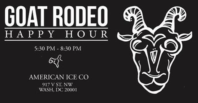 The post-holiday season special! Come join us at American Ice Co this Thursday for our monthly happy hour. Be there or be the worst. 🍻🍻🍻